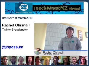 teachmeet me