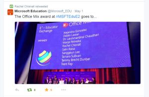 mix award