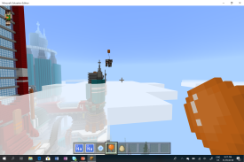 Lighting fires with the Chemistry Add in for MinecraftEDU – ibpossum